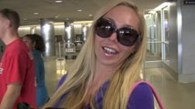 Former Porn Star Mary Carey Get Mistaken for Pop Diva Mariah Carey at Los Angeles Airport