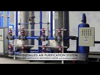 Air Separation Process Description