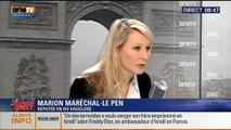 Bourdin Direct: Marion Maréchal-Le Pen - 18/11