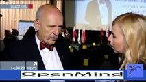 Janusz Korwin-Mikke - Wywiad / Konwencja Wyborcza Nowej Prawicy (09.11.2014)