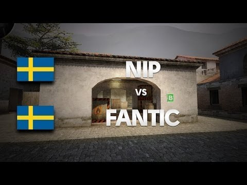 NIP vs FNATIC on mirage (2nd map) @ CS FOREVER LONDON by ceh9