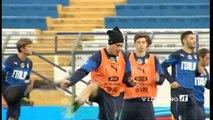 """La Nazionale di calcio Under 21 si allena allo Stadio """"XXI settembre Franco Salerno di Matera"""""""