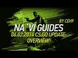 06.02.2014 CS:GO Update overview by ceh9 // Обзор нового апдейта от ceh9