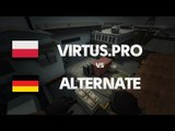 Virtus.PRO vs ALTERNATE on de_cache (1st map) @ HITBOX by ceh9