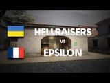 HR vs EPSILON on de_mirage (3rd map) @ KOTH by ceh9