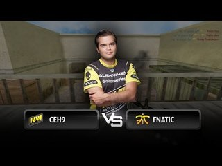 ceh9 vs fnatic @ ShowMatch