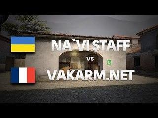 Na`Vi.Staff vs Vakarm.net on de_mirage by ceh9