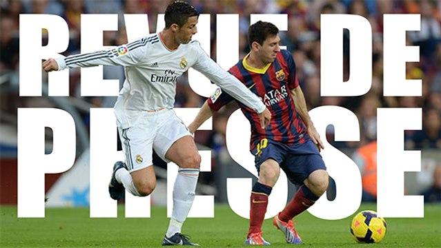 Le duel Messi-CR7 enflamme la planète foot, Guardiola écarte la doublure de Ribéry