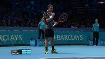 Quand Mirka Federer clash Stan Wawrinka en plein match