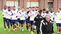 Olympique Lyonnais : Yoann Gourcuff a repris l'entraînement