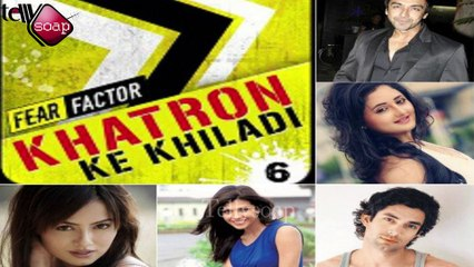"REVEALED:  Contestants of ""Khatron Ke Khiladi"" Season 6"