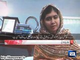 Dunya News - Women deserve to get their rights: Malala Yousafzai
