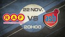 Samedi 22 Novembre à 20h - Rodez AF - AS Béziers - CFA, Groupe C, J11