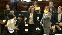 Tour Triangle: le Conseil de Paris se prononce contre, Anne Hidalgo conteste le vote