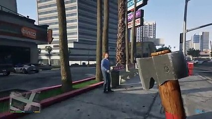 GTA 5 - Gameplay PS4 / Xbox One de Grand Theft Auto V