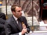 Macron veut supprimer les très controversées retraites chapeau