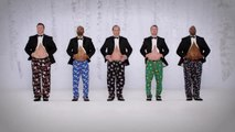 Kmart and Joe Boxer Shake Bellies Instead of Hips in New Christmas Ad