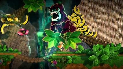 LittleBigPlanet 3 - Trailer lancement US de LittleBigPlanet 3