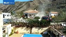 Expats Spanish villas bulldozed after decade long fight