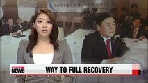 Korea's finance minister pledges structural reforms for recovery in real economy