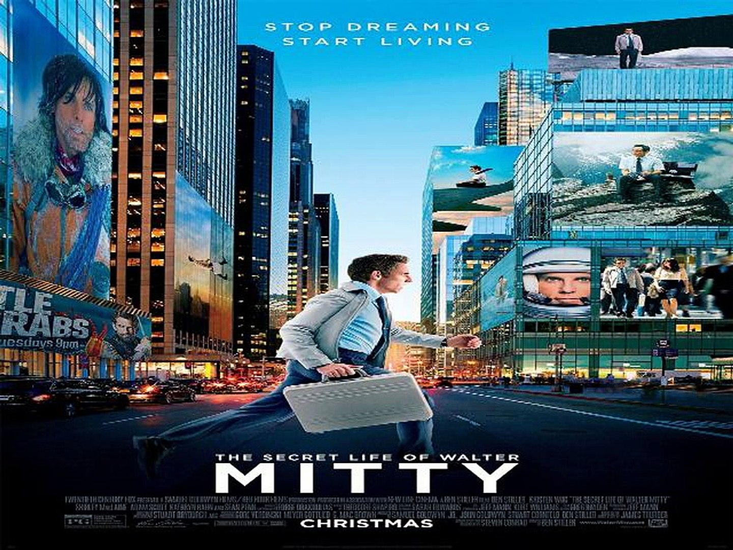The Secret Life Of Walter Mitty Full Movie 2013 Video Dailymotion