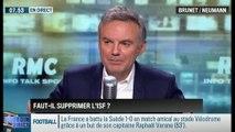 """Brunet & Neumann: """"Sur 200 pays au monde, la France est le seul à pratiquer l'ISF"""" - 19/11"""