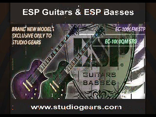 ESP Guitars Online – Guitar Accessories – Schecter Electric Guitars