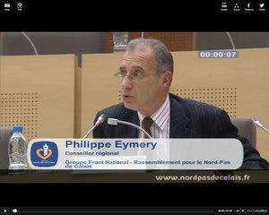 Philippe Eymery et le groupe FN soutiennent l'activité du BTP