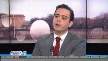"""Razzy Hammadi (PS) : """"Peut-être que nous n'aurions pas dû revenir sur la réforme du conseiller territorial"""""""