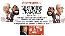 """Dieudonné et Alain Soral - """"Démontent"""" Eric Zemmour"""