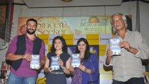 Arunoday Singh & Sudhir Mishra @ Dancing with Demons Book Launch !