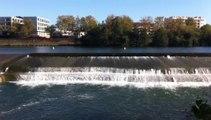 Seuil du Ramier, Toulouse