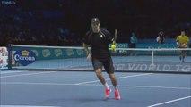 Incroyable échange au Tennis pour la finale double des Masters 2014