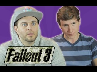 SHFTY Plays Fallout 3 with Curtis Lepore and Brandon Calvillo