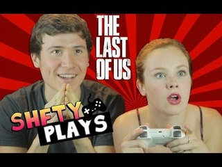 SHFTY Plays The Last of Us with Brandon Calvillo and Allegra Masters