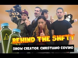 Behind the SHFTY! with Christiano Covino