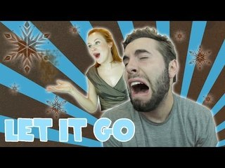 Let It Go ~ Frozen Parody from SHFTY featuring KC James & Allegra Masters