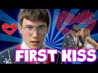 First Kiss ~ Starring Brandon Calvillo on SHFTY!