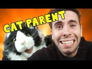 Cat Parent! ~ Starring KC James, Jason Nash and Brandon Calvillo on SHFTY!