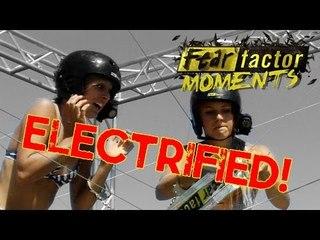 Fear Factor Moments | Shock Walk