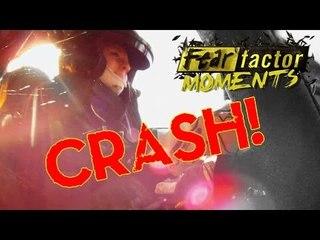 Fear Factor Moments | Train & Car Crash