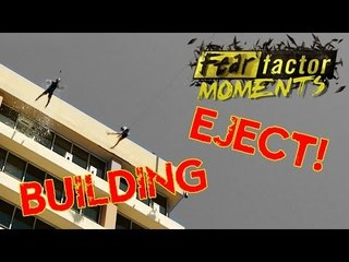 Fear Factor Moments | Building Eject
