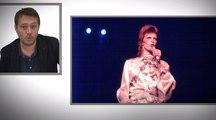 Exposition David Bowie à la Philarmonie : de Ziggy à Aladdin Sane, les 1001 visages de l'artiste