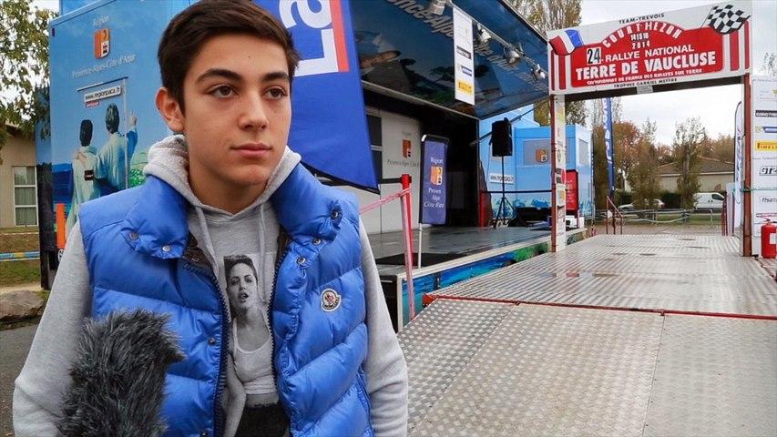 Avignon : Giuliano Alési sur les traces de son père