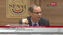Audition de Jean Tirole par la commission des affaires économiques - Audition