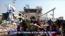 Inde: cinq corps retrouvés après l'assaut contre un gourou
