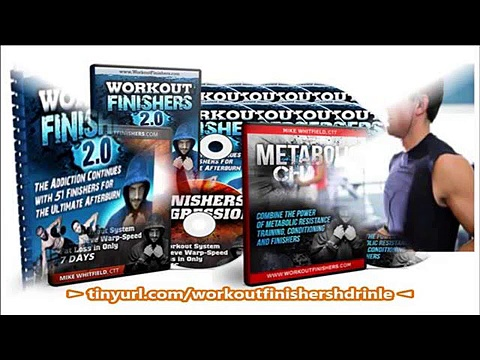 Workout Finishers Pdf – Workout Finishers Mike Whitfield
