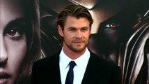 Chris Hemsworth nommé l'homme vivant le plus sexy par People Magazine