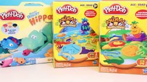 Play Doh Hungry Hungry Hippos Play Doh Undersea Creations Play Doh Animal Activities Hasbro Toys