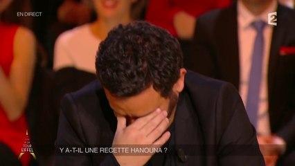 Les larmes de Cyril Hanouna sur le plateau de #USTE